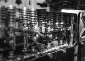 Stockbild Nachfolgekontor für Maschinenbau