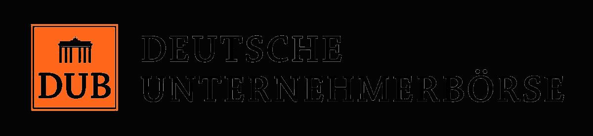 Logo DUB Deutsche Unternehmerbörse