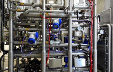 Stockbild Nachfolgekontor für Ausrüstung Drahte Fabrik
