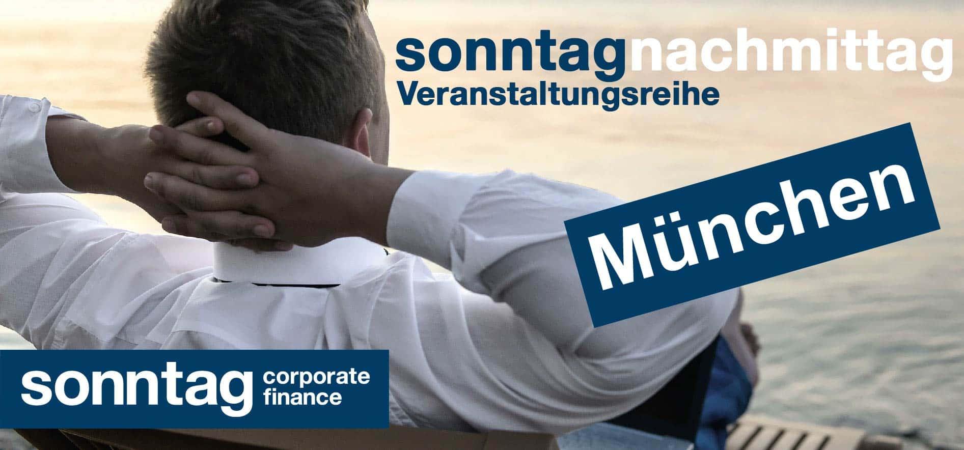 sonntagNachmittag: simplify your life für Unternehmer - München