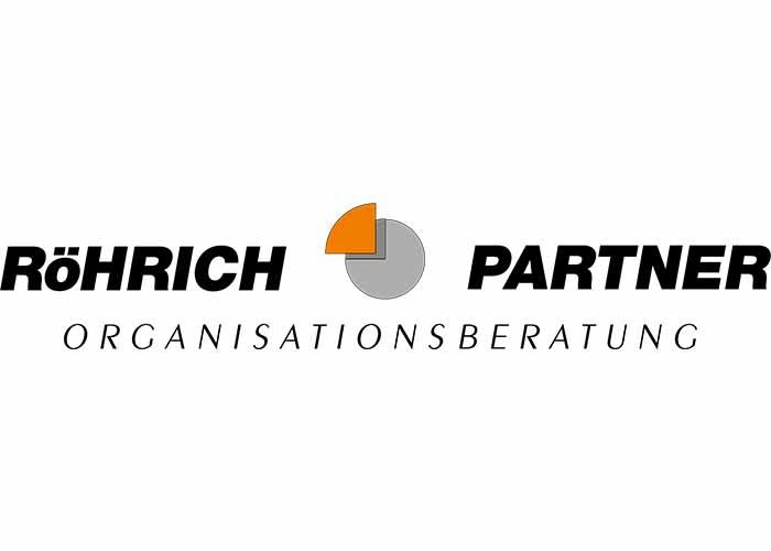 Verkauf der Röhrich und Partner Organisationsberatung GmbH: Logo Röhrich