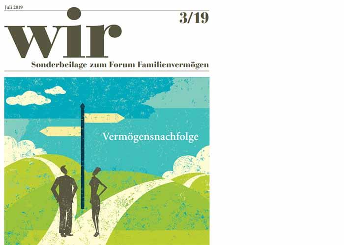 Magazin-Cover