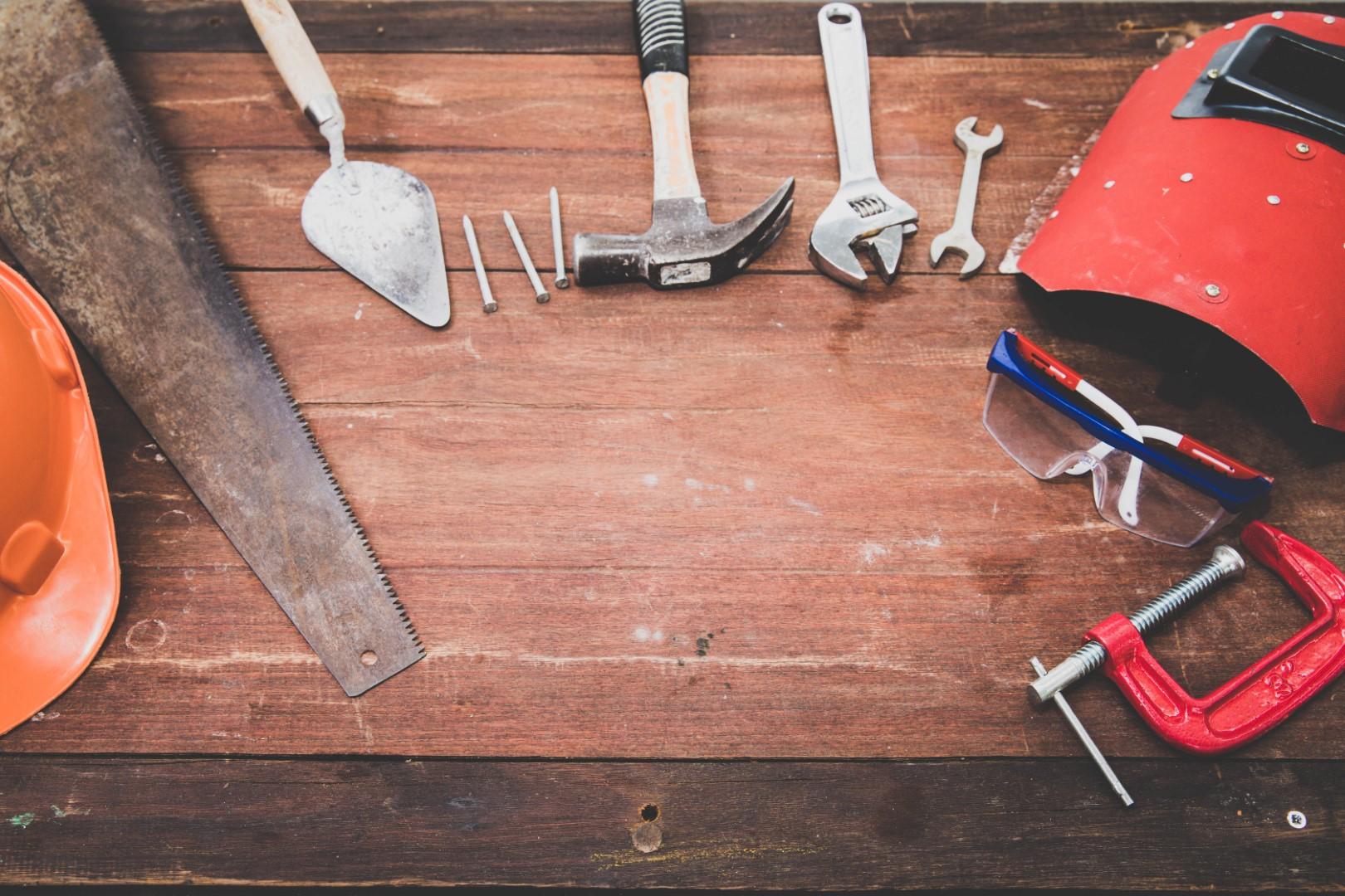 Bau & Handwerk Header