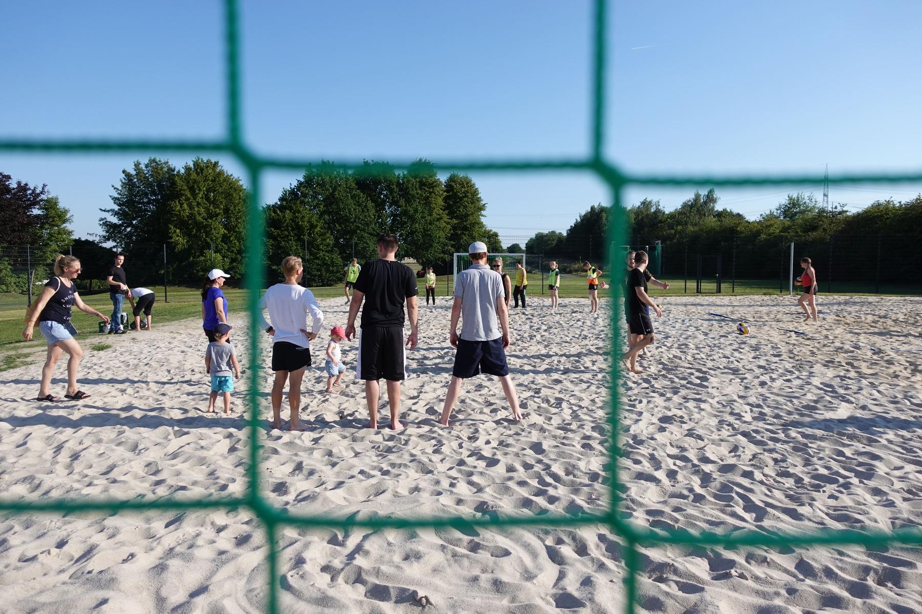 Teambuilding Fußball