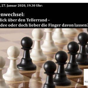 """Gründer Thomas Sonntag zum Thema """"Seitenwechsel"""" in Frankfurt"""