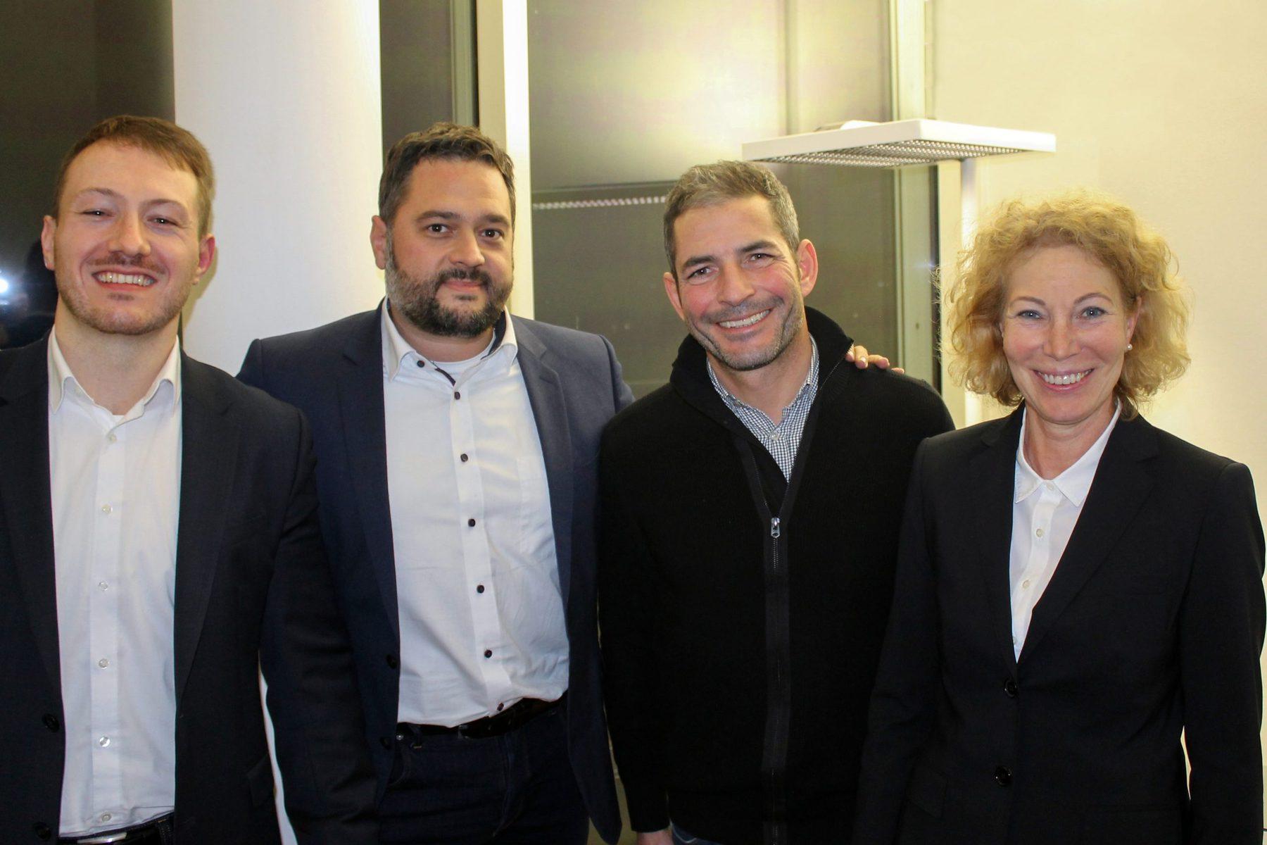 Pressefoto - Businesswings - Nachfolgekontor