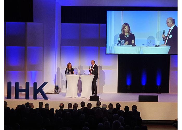 IHK Jahresempfang 2020 der IHK Gießen-Friedberg