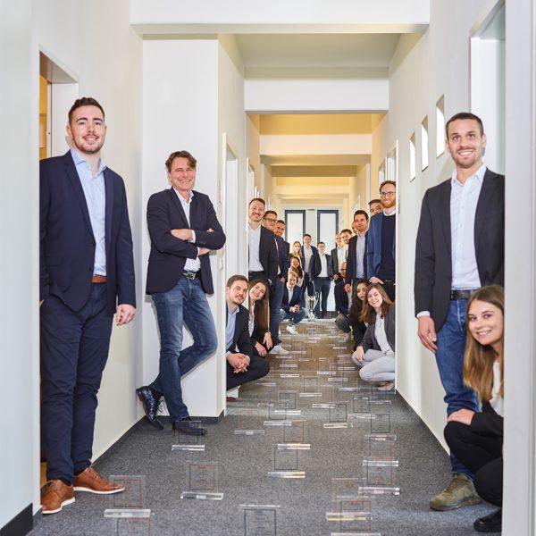 Das Team hinter Nachfolgekontor - Unsere Meilensteine