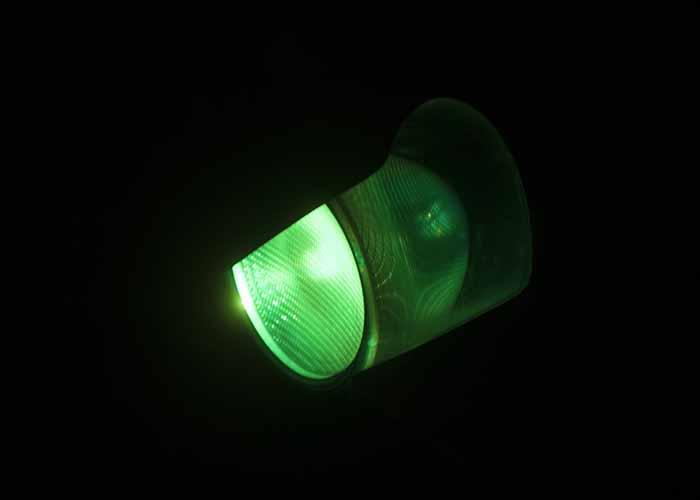 Grünes Ampelsignal, Rückbeteiligung ist positives Signal