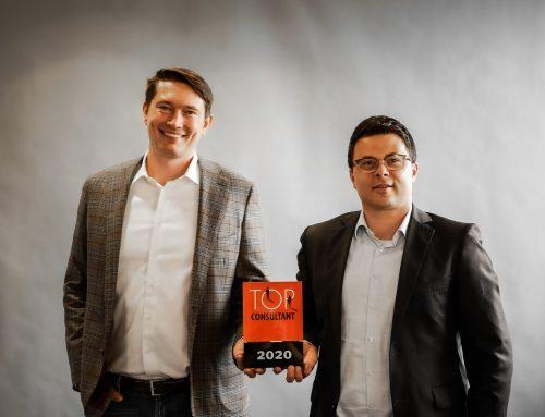 Nachfolgekontor GmbH erhält Auszeichnung für Berater