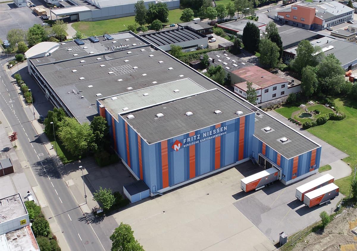 FritzNiessen Gebäude