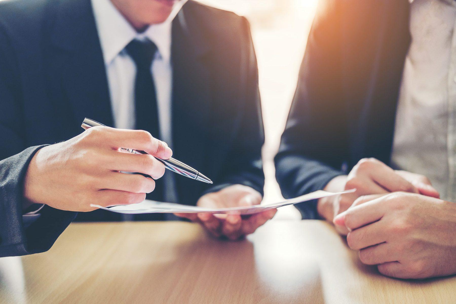 Kaufabsichtserklärung - Unternehmensverkauf - Nachfolgekontor