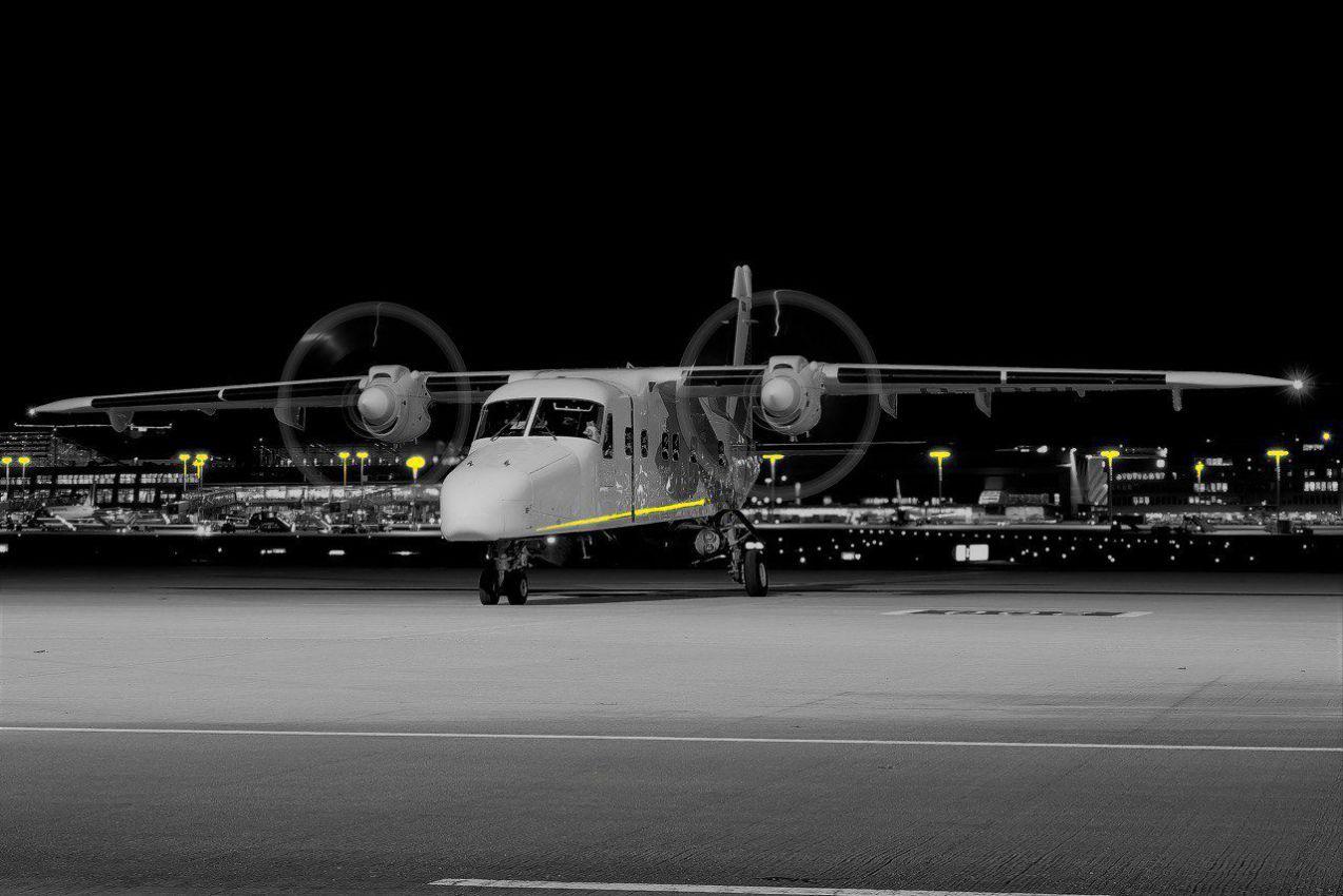 Businesswings Flugzeug
